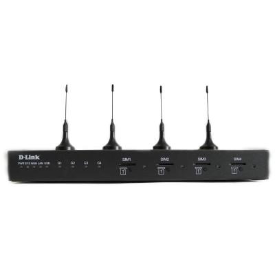 مرکز تلفن تحت شبکه دی لینک D-Link VOIP PBX DVX-2004G